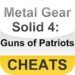 Cheats, tips & tricks for Metal Gear Solid 4: Guns of the Patriots