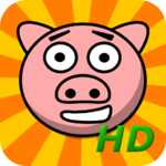 Pigs Can Fly HD - Pig Flight Simulator